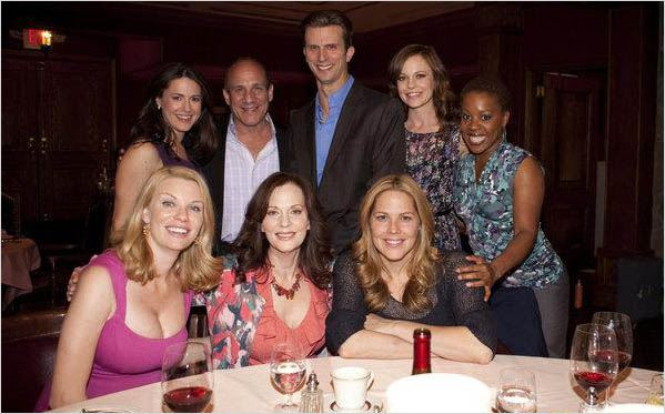 Photo Ali Marsh, Frederick Weller, Lesley Ann Warren, Mary McCormack, Nicole Hiltz