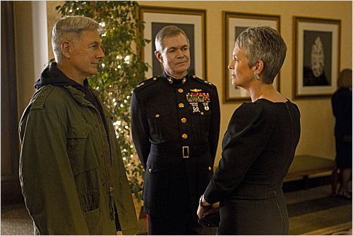 NCIS : Enquêtes spéciales : photo Jamie Lee Curtis, Mark Harmon