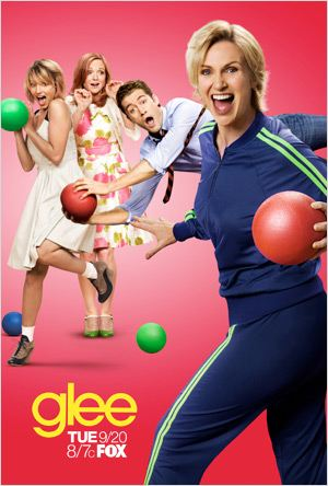 Photo Dianna Agron, Jane Lynch, Jayma Mays, Matthew Morrison