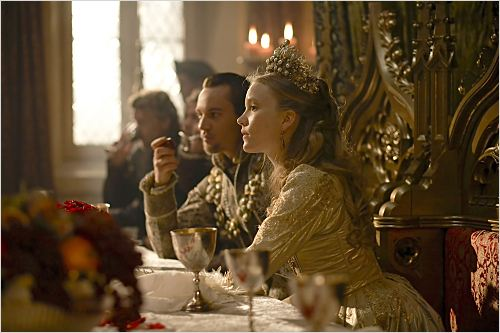 Les Tudors : photo Jonathan Rhys Meyers, Tamzin Merchant