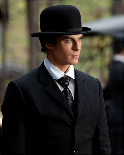 Vampire Diaries : photo Ian Somerhalder