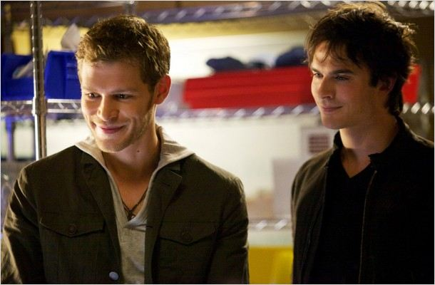 Photo Ian Somerhalder, Joseph Morgan
