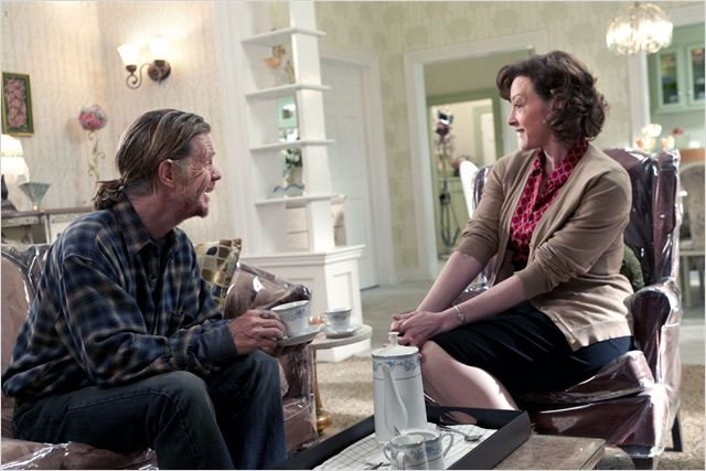 Shameless (US) : photo Joan Cusack, William H. Macy