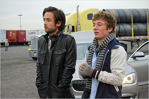 Shameless (US) : photo Jeremy Allen White, Justin Chatwin