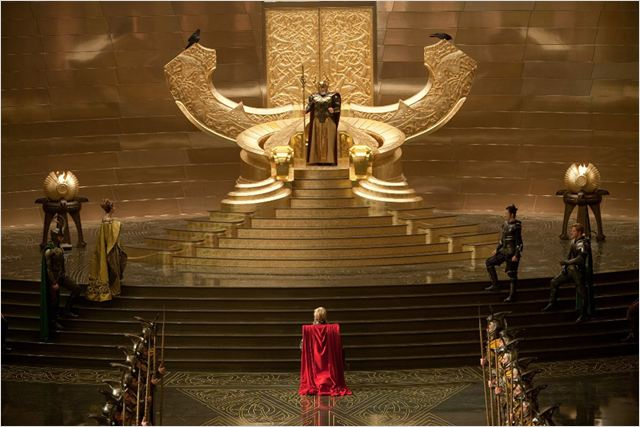 Thor : Photo Kenneth Branagh