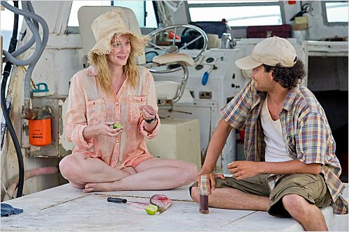 The Big C : photo Laura Linney, Michael Ray Escamilla