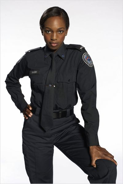 Rookie Blue : Photo Enuka Okuma