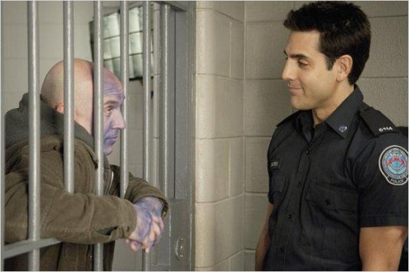 Rookie Blue : photo Ben Bass, Brian Markinson