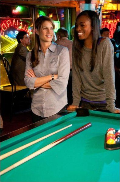 Photo Enuka Okuma, Missy Peregrym
