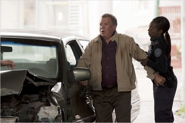 Rookie Blue : photo Enuka Okuma, William Shatner