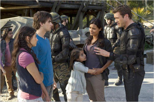 Photo Alana Mansour, Jason O'Mara, Landon Liboiron, Naomi Scott, Shelley Conn