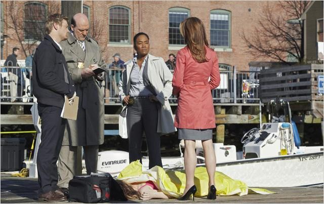 Body Of Proof : Photo Dana Delany, John Carroll Lynch, Nicholas Bishop, Sonja Sohn