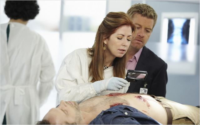 Body Of Proof : photo Dana Delany, Nicholas Bishop