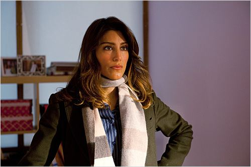 Blue Bloods : photo Jennifer Esposito
