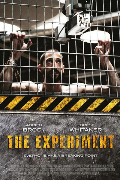 The Experiment affiche