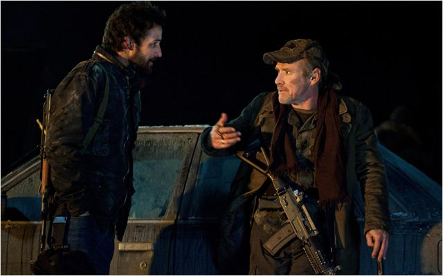 Falling Skies : photo Noah Wyle, Will Patton