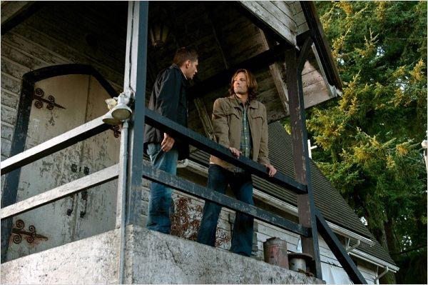 Photo Jared Padalecki, Jensen Ackles