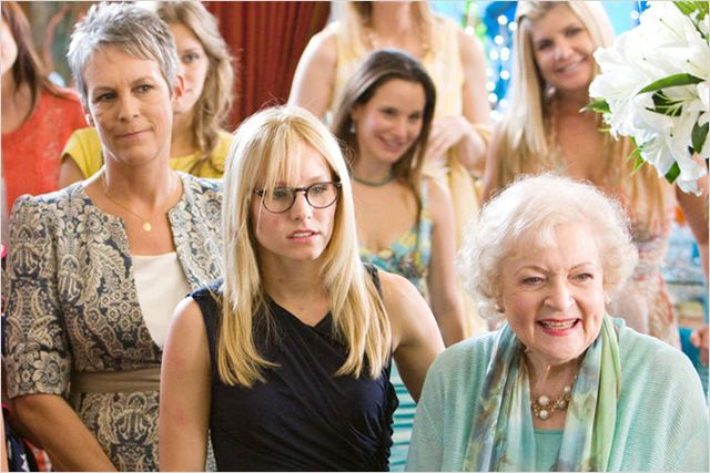 Encore toi ! : photo Andy Fickman, Betty White, Jamie Lee Curtis, Kristen Bell
