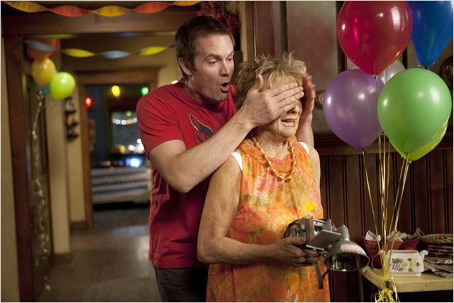 Raising Hope : photo Cloris Leachman, Garret Dillahunt