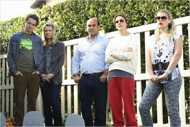 Cougar Town : Photo Busy Philipps, Christa Miller-Lawrence, Collette Wolfe, Dan Byrd, Ian Gomez