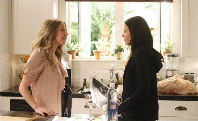 Cougar Town : photo Courteney Cox, Sarah Chalke