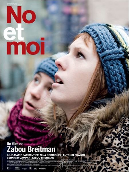 No et moi : affiche Zabou Breitman