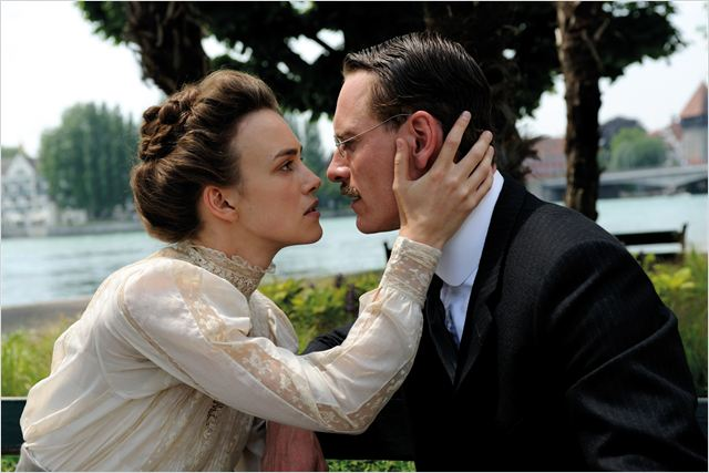 A Dangerous Method : photo David Cronenberg, Keira Knightley, Michael Fassbender