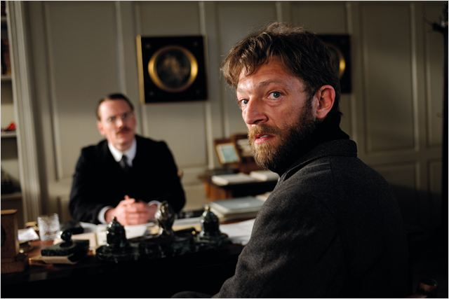 A Dangerous Method : Photo David Cronenberg, Michael Fassbender, Vincent Cassel