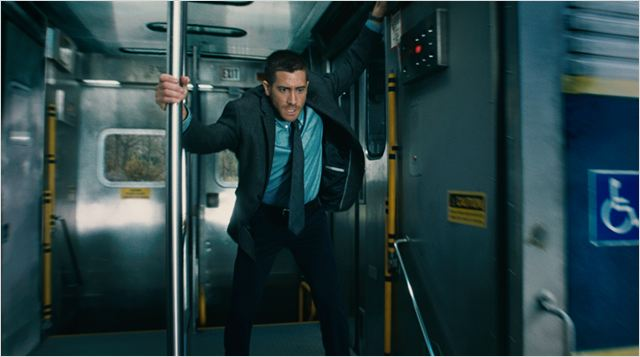 Source Code : photo Duncan Jones, Jake Gyllenhaal