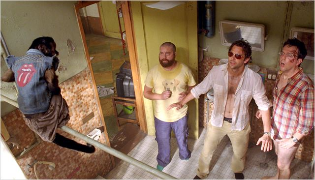Very Bad Trip 2 : Photo Bradley Cooper, Ed Helms, Todd Phillips, Zach Galifianakis