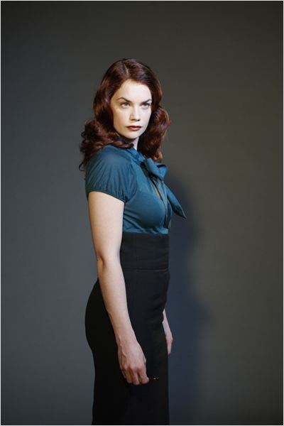 Luther : Photo Ruth Wilson