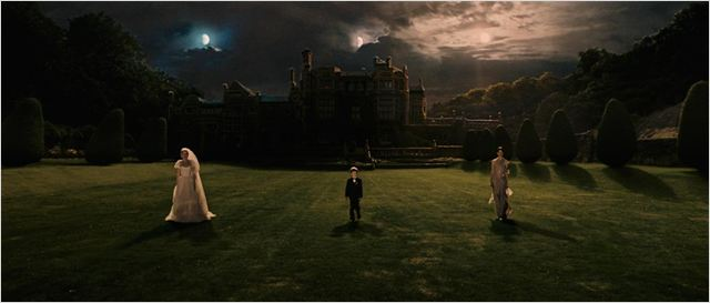 Melancholia : photo Lars von Trier