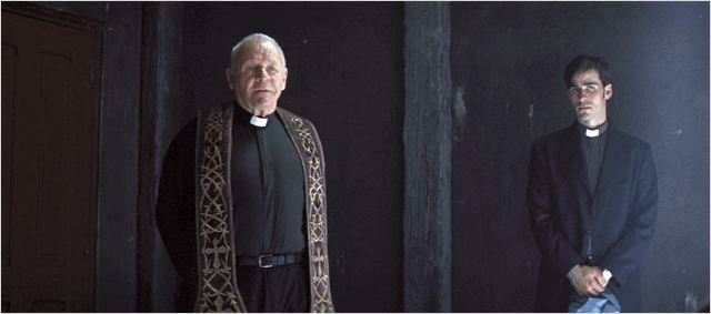 Le Rite : Photo Anthony Hopkins, Colin O&#39;Donoghue, Mikael Hafstrom