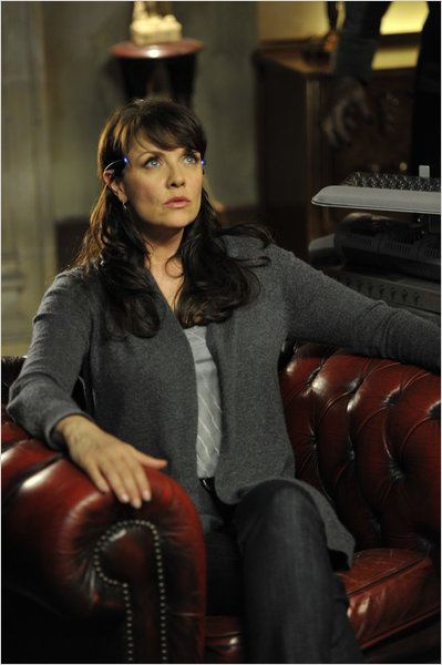 Sanctuary : photo Amanda Tapping