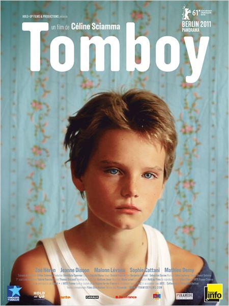 Tomboy : Affiche
