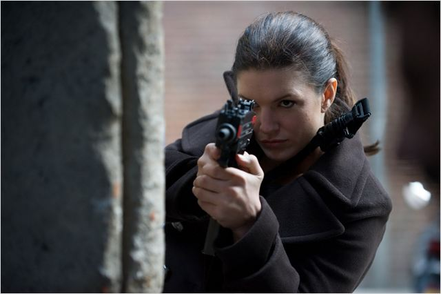 Piégée : Photo Gina Carano