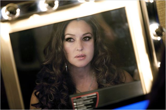 Platane : photo Monica Bellucci