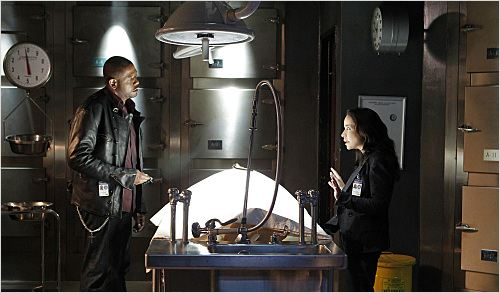 Criminal Minds: Suspect Behavior : photo Forest Whitaker, Janeane Garofalo