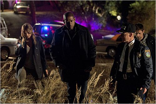Criminal Minds: Suspect Behavior : photo Beau Garrett, Forest Whitaker, Matt Ryan