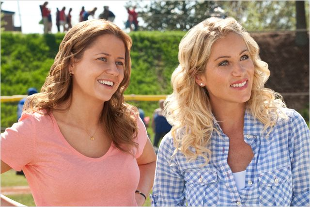 Bon à Tirer (B.A.T.) : Photo Christina Applegate, Jenna Fischer