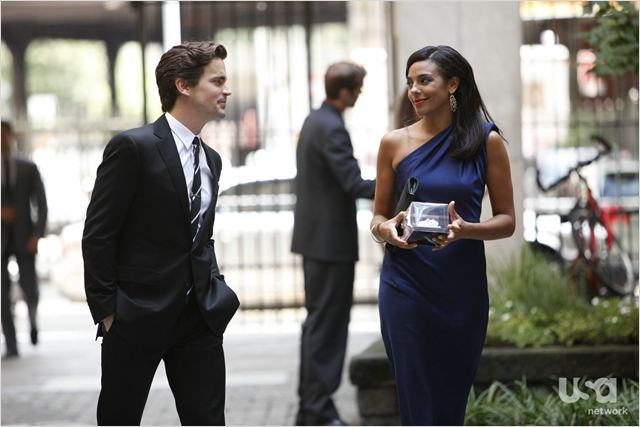 FBI : duo très spécial : photo Marsha Thomason, Matt Bomer