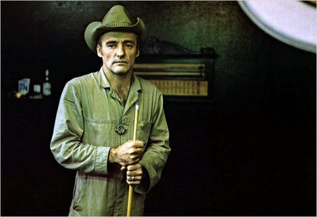 L&#39;Ami am&#233;ricain : photo Dennis Hopper, Wim Wenders
