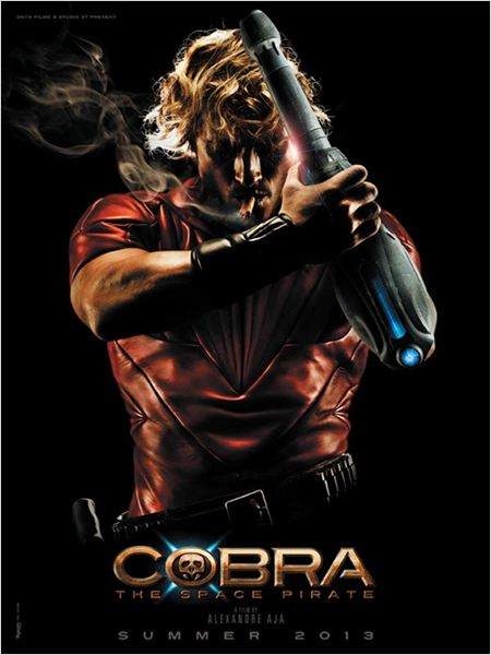 Cobra: The Space Pirate : Affiche
