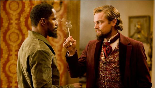 Django Unchained : Photo Jamie Foxx, Leonardo DiCaprio