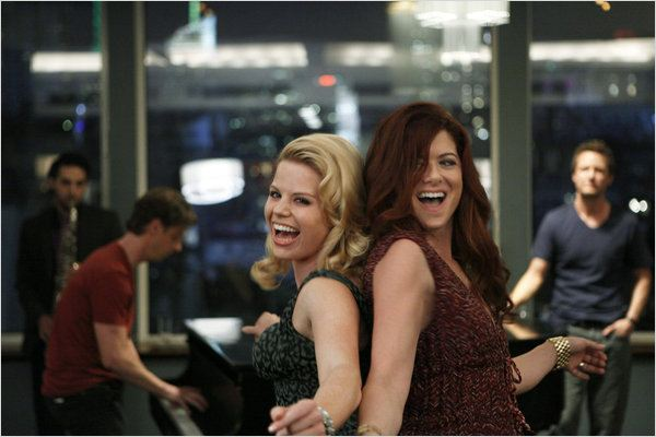 Smash : photo Debra Messing, Megan Hilty