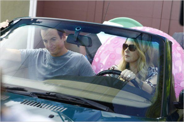 Up All Night : photo Christina Applegate, Will Arnett