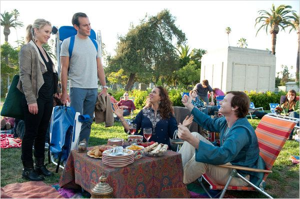 Photo Christina Applegate, Maya Rudolph, Rob Huebel, Will Arnett