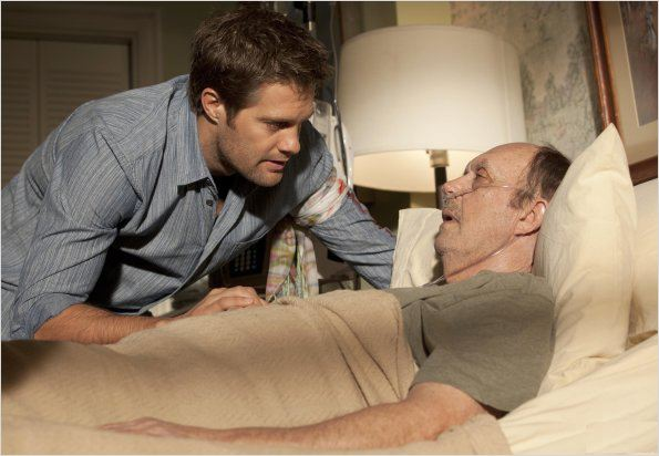 The Finder : photo Geoff Stults, John Ashton