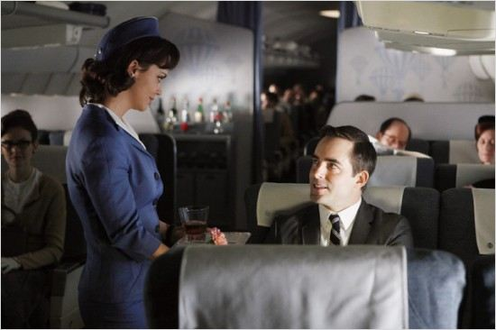 Pan Am : photo Chris Beetem, Christina Ricci
