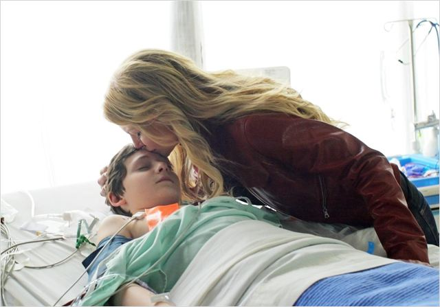 Once Upon A Time : photo Jared Gilmore, Jennifer Morrison